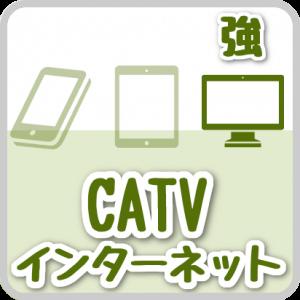 ケーブルテレビのデータ通信(自宅PCでのデータ通信に強い)