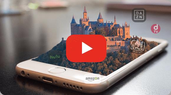 Hulu (フールー) のiPhone登録は サクッと3分!「登録」「2週間無料お試し」「解約・退会」方法を iPhoneで試して図解