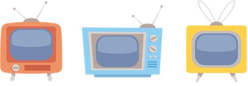 「日本のテレビ局」動画をたくさん観られるのは やっぱり楽しい